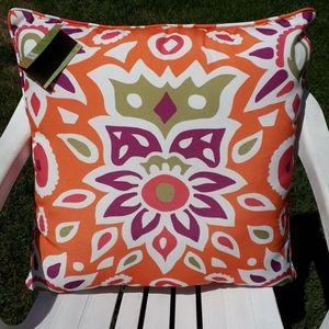 NEW Evergreen Garden Cushion Indoor/Outdoor